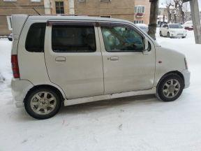Suzuki Wagon R, 2001