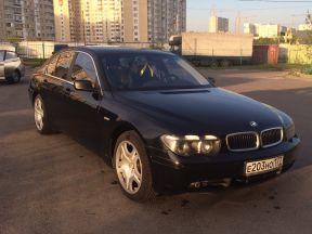 BMW 7 серия, 2004