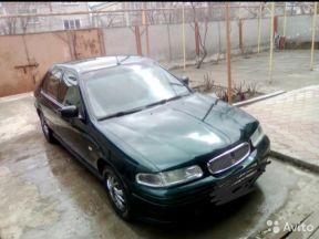 Rover 400, 1997