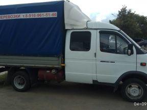 ГАЗ ГАЗель 33023, 2012