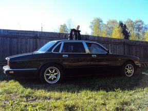 Jaguar XJ, 1989