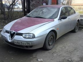Alfa Romeo 156, 1999