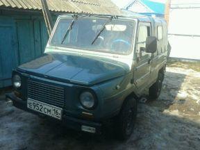 ЛуАЗ 969, 1996