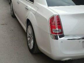 Chrysler 300C, 2011