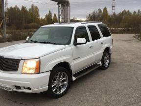 Cadillac Escalade, 2002