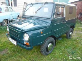 ЛуАЗ 969, 1990