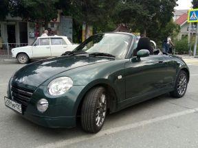 Daihatsu Copen, 2011 фото-1