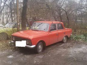 Москвич 412, 1976
