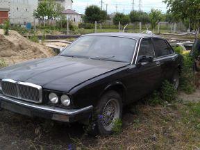 Jaguar XJ, 1990