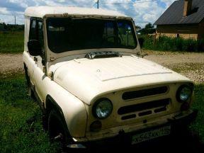 УАЗ 469, 1981 фото-1