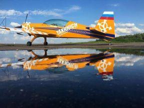 Продается двухместный самолет extra 330LC