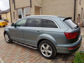 Audi Q7, 2009 фото-1
