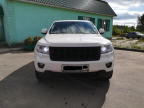 Jeep Grand Cherokee, 2012