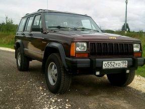 Jeep Cherokee, 1991