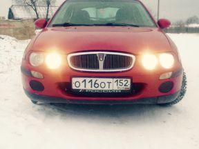 Rover 25, 2000
