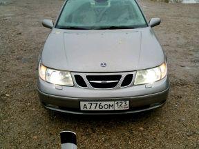 Saab 9-5, 2002