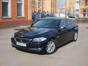 BMW 5 серия, 2011 фото-1