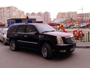 Cadillac Escalade, 2010