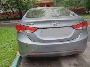Hyundai Elantra, 2011 фото-1