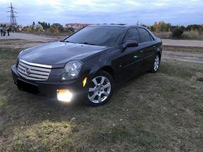 Cadillac CTS, 2006