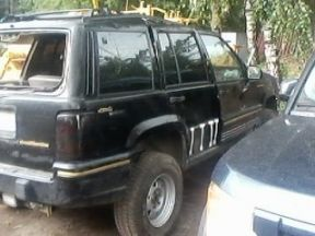 Jeep Grand Cherokee, 1993