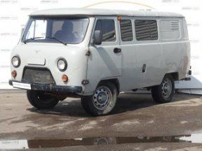 УАЗ 452 Буханка, 2016