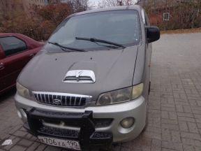 Hyundai Starex, 2002 фото-1