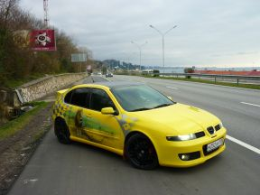 SEAT Leon, 2003