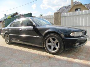 BMW 7 серия, 2001