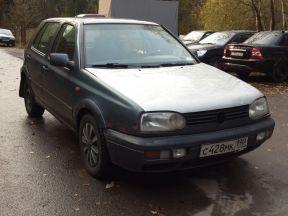 Volkswagen Golf, 1996
