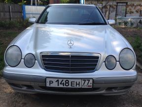 Mercedes-Benz E-класс, 2001 фото-1