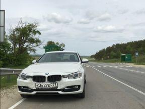 BMW 3 серия, 2014