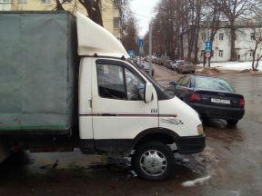 ГАЗ ГАЗель 3302, 1999