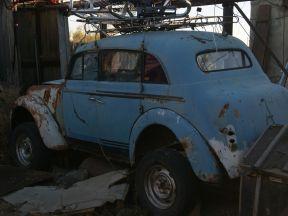 Москвич 401, 1960