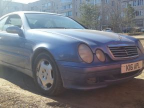 Mercedes-Benz CLK-класс, 2002
