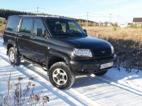 УАЗ Pickup, 2014 фото-1
