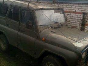 УАЗ 31519, 1997