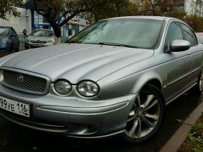 Jaguar X-type, 2006