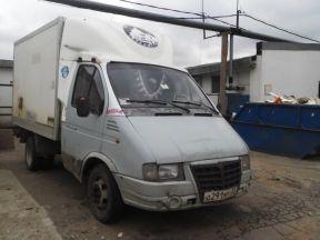 ГАЗ ГАЗель 3302, 1998