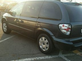 Chrysler Voyager, 2004
