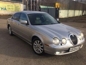 Jaguar S-type, 2000