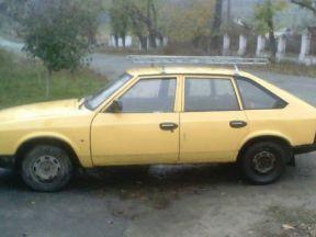 Москвич 2141, 1989