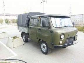 УАЗ 3909, 2014