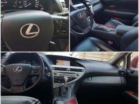 Lexus RX, 2012