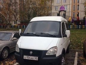 ГАЗ ГАЗель 3221, 2009
