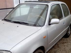 Nissan Micra, 2002