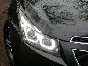 Chevrolet Cruze, 2012
