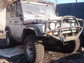 УАЗ 31519, 2003