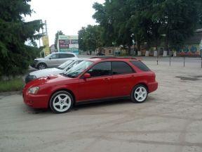 Subaru WRX, 2003