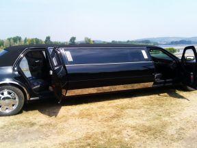 Cadillac DE Ville, 2001